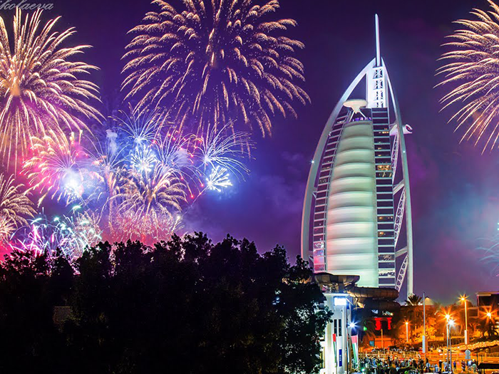 4 Star Dubai New Year Holiday Travel and Tour Package 2017-2018