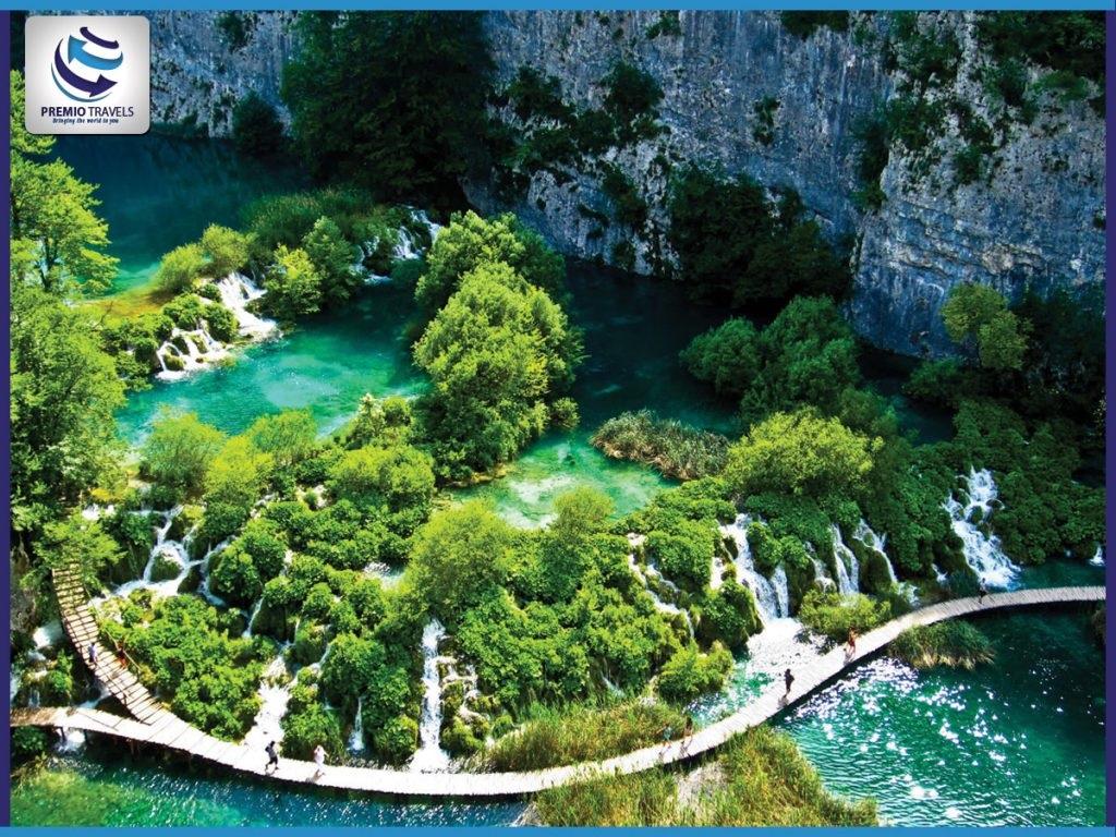 Plitvise-Lake-Croatia