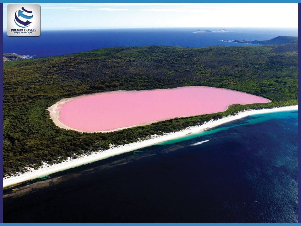 hillier-lake-australia