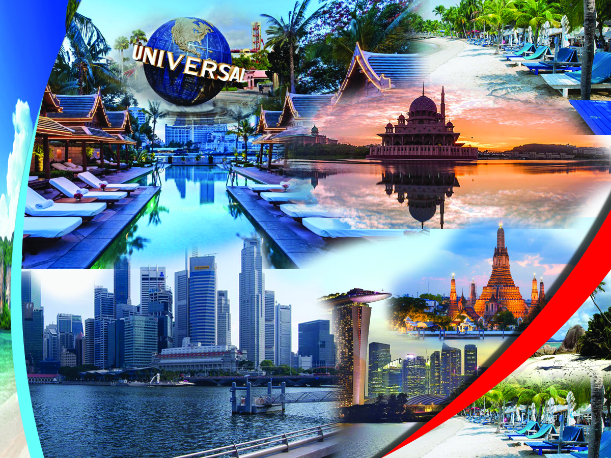 Summer Asia Holiday Travel and Tour Package