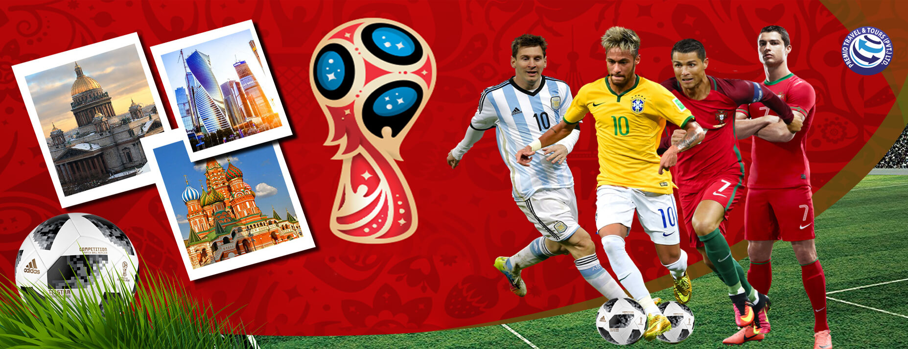 FIFA World Cup Russia 2018 Travel & Tour Packages