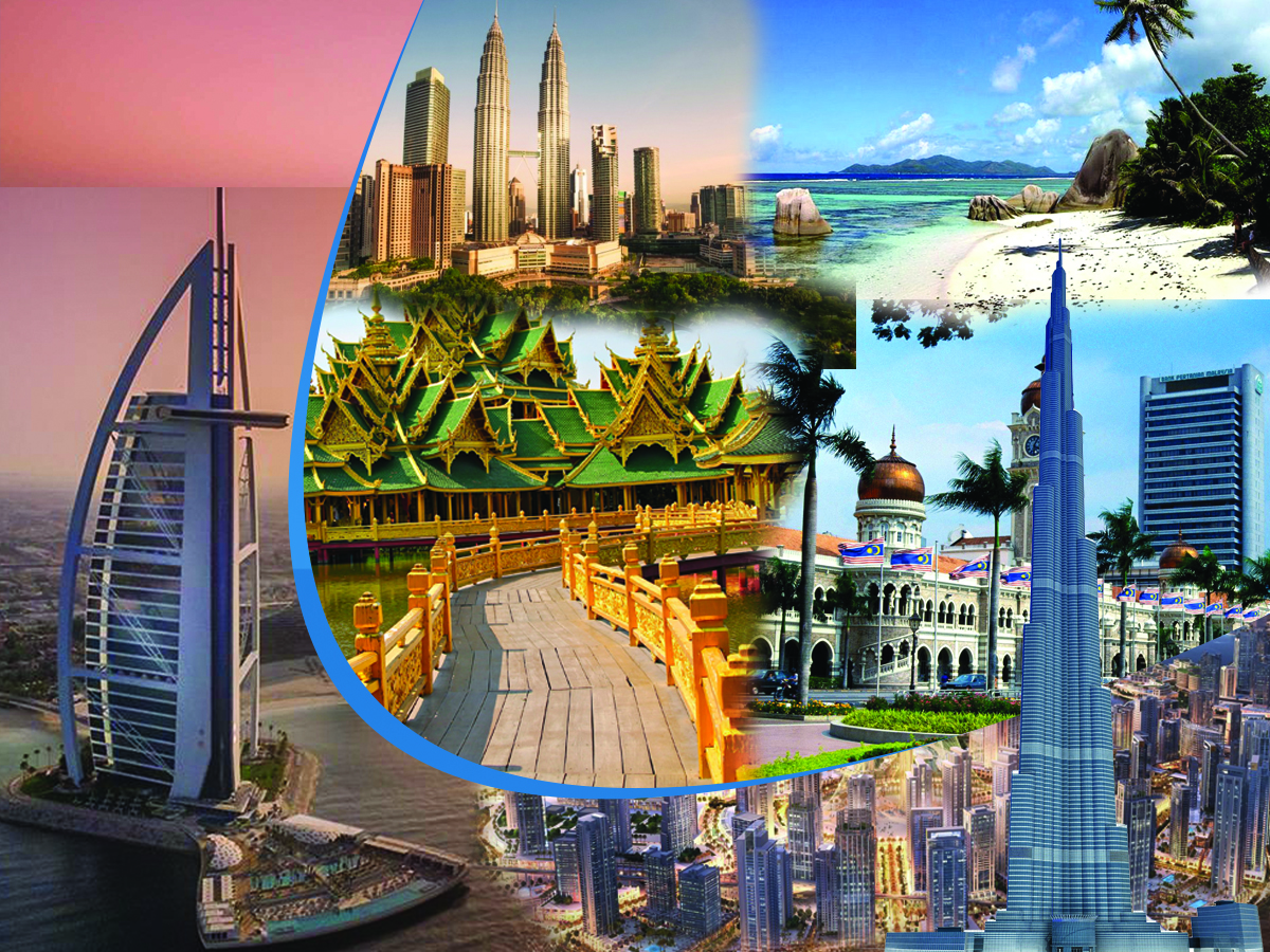Malaysia and Dubai Holiday Travel and Tour Package