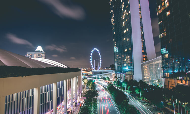 Spend Eid in Singapore Holiday Travel and Tour Package