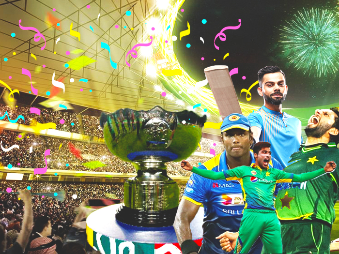Asia Cup 2018 4 Star Holiday Travel & Tour Package