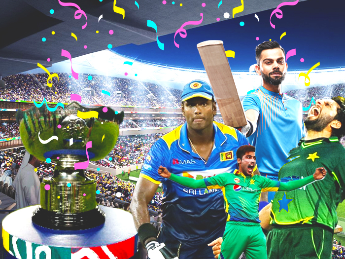 Asia Cup 2018 5 Star Holiday Travel & Tour Package 2