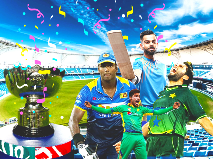 Asia Cup 2018 5 Star Holiday Travel & Tour Package