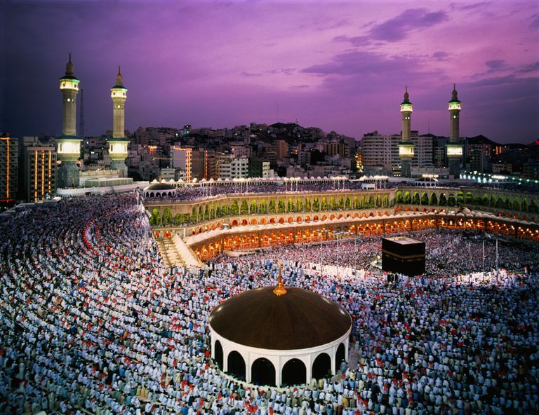 Umrah Gold 3 Star Package