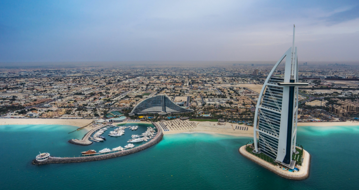 Dubai & Azerbaijan 6 Days Holiday Travel & Tour Package