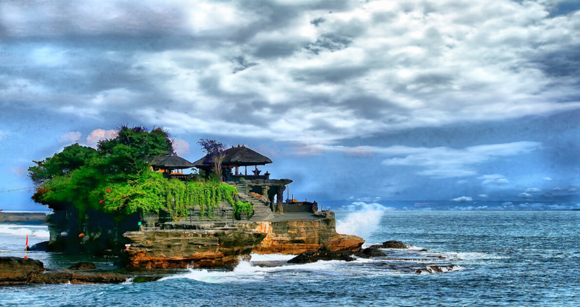 Indonesia 4 Days Holiday Travel & Tour Package