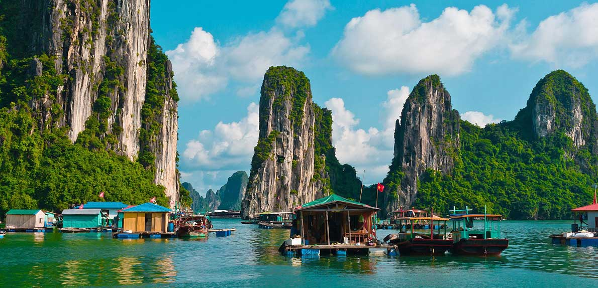 Vietnam 5 Days Holiday Travel and Tour Packages