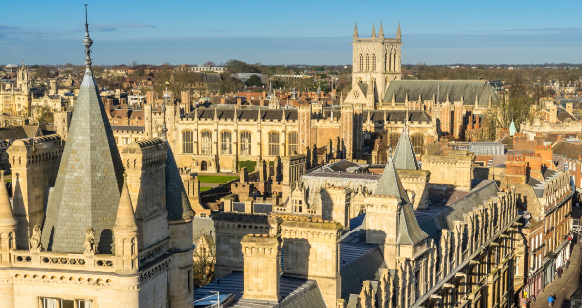 Cambridge & Oxford 5 Days Holiday Travel & Tour Package