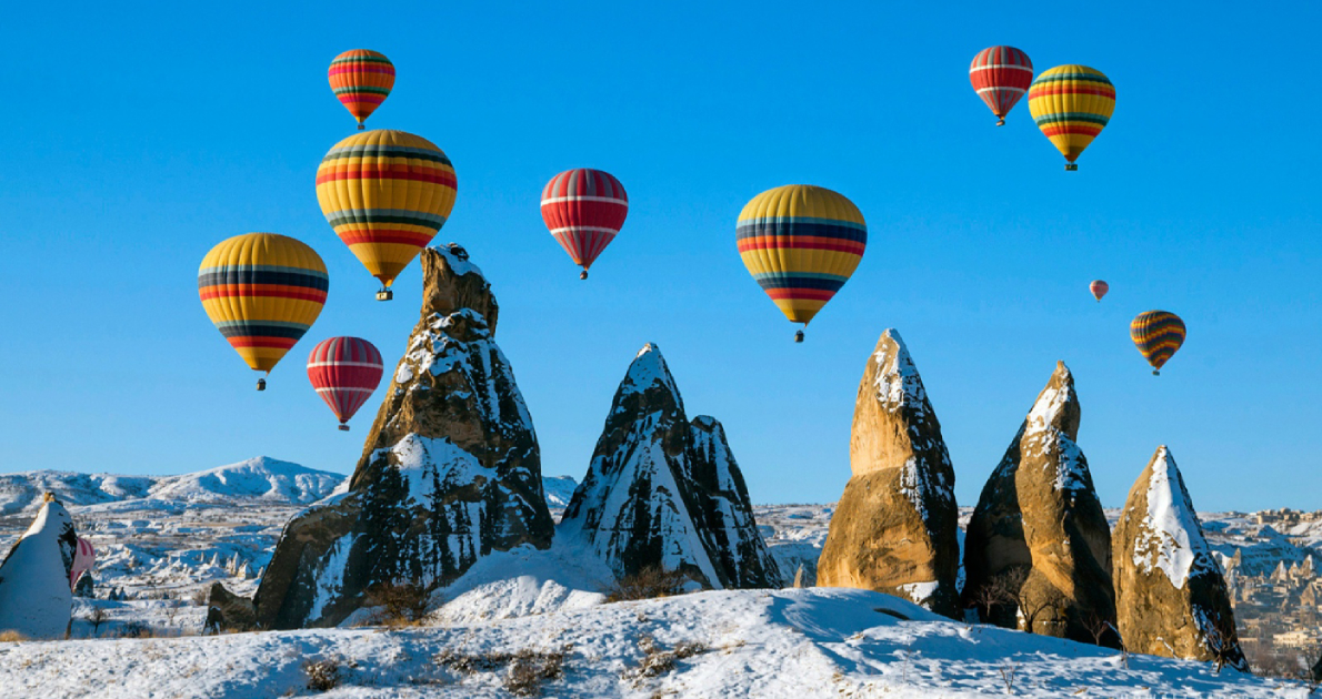 Explore Turkey In 11 Days Group Holiday Travel & Tour Package