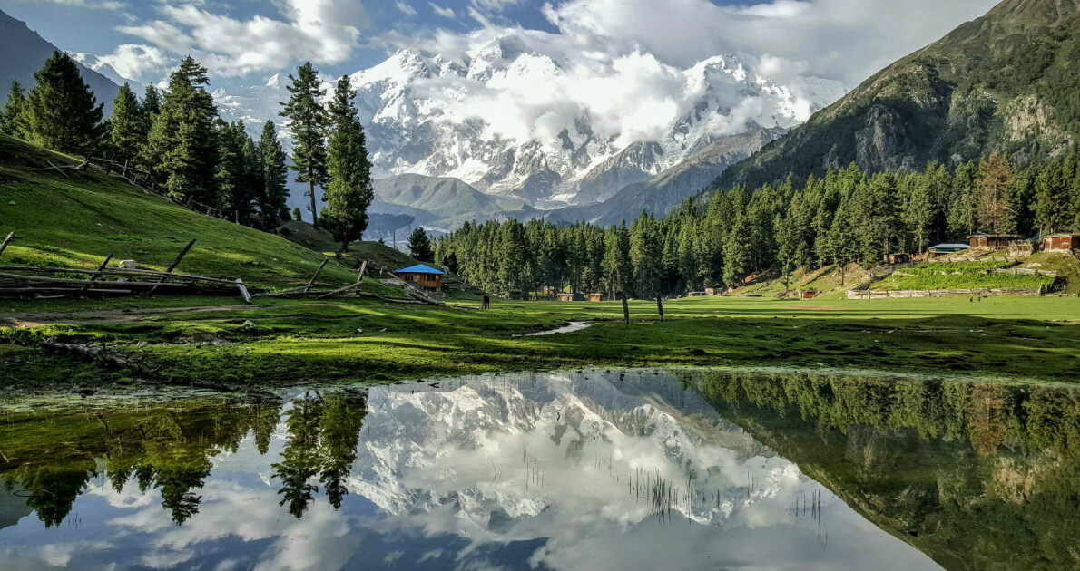 Hunza Valley & Fairy Meadows Holiday Travel and Tour Package
