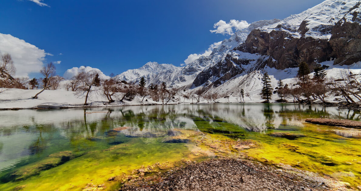 Hunza Valley & Naltar Valley Holiday Travel and Tour Package