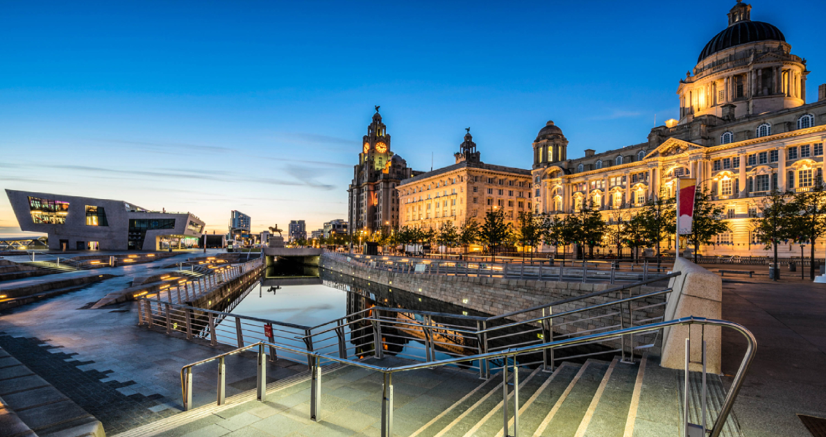 Liverpool & Manchester 5 Days Holiday Travel & Tour Package
