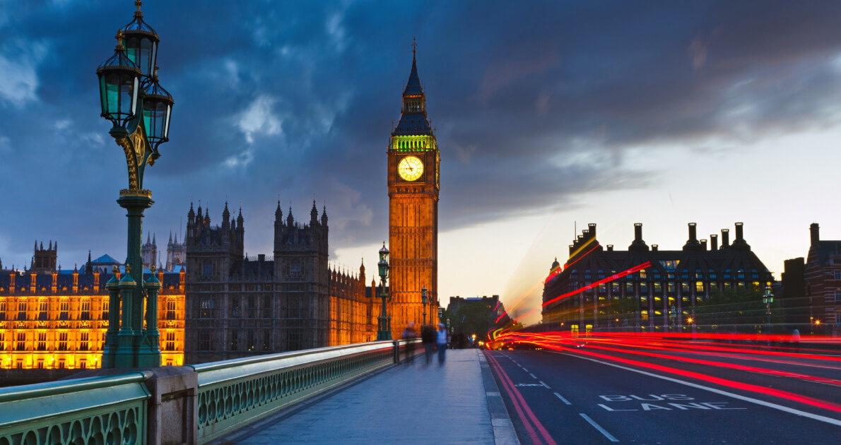 London Summer 7 Days Holiday Travel & Tour Package