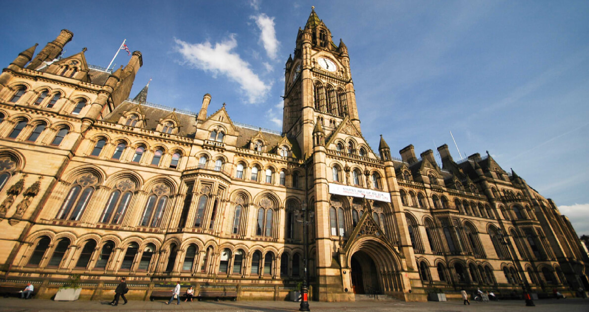 Manchester 5 Days Holiday Travel & Tour Package