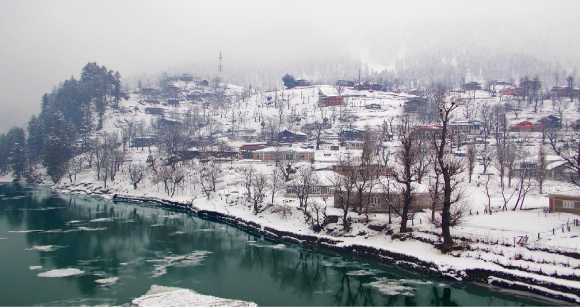 Neelum Valley Winter Holiday Travel and Tour Package