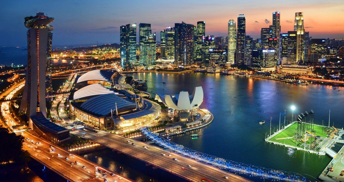 Enjoy Spring in Singapore Holiday Travel and Tour Package