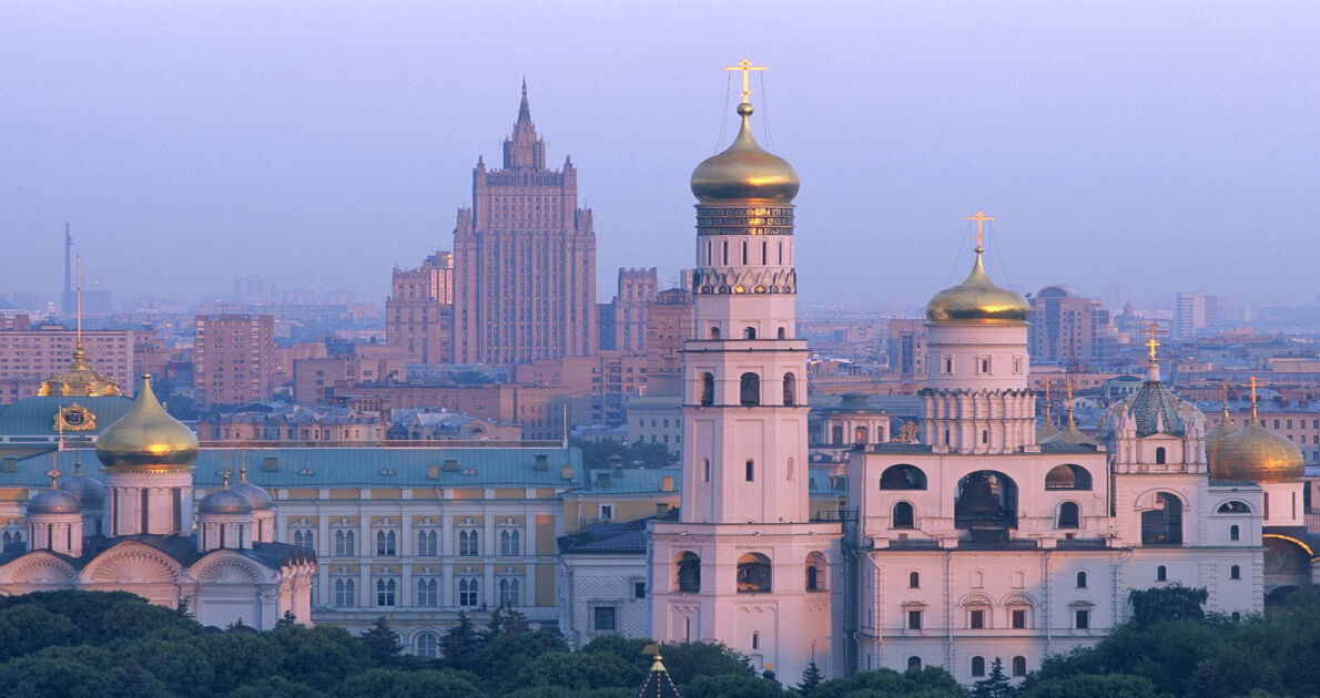 Super Russia For 10 Days Holiday Travel & Tour Package