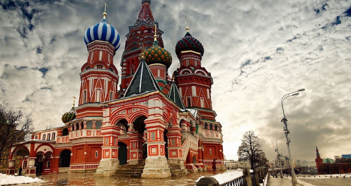 Super Russia For 5 Days Holiday Travel & Tour Package