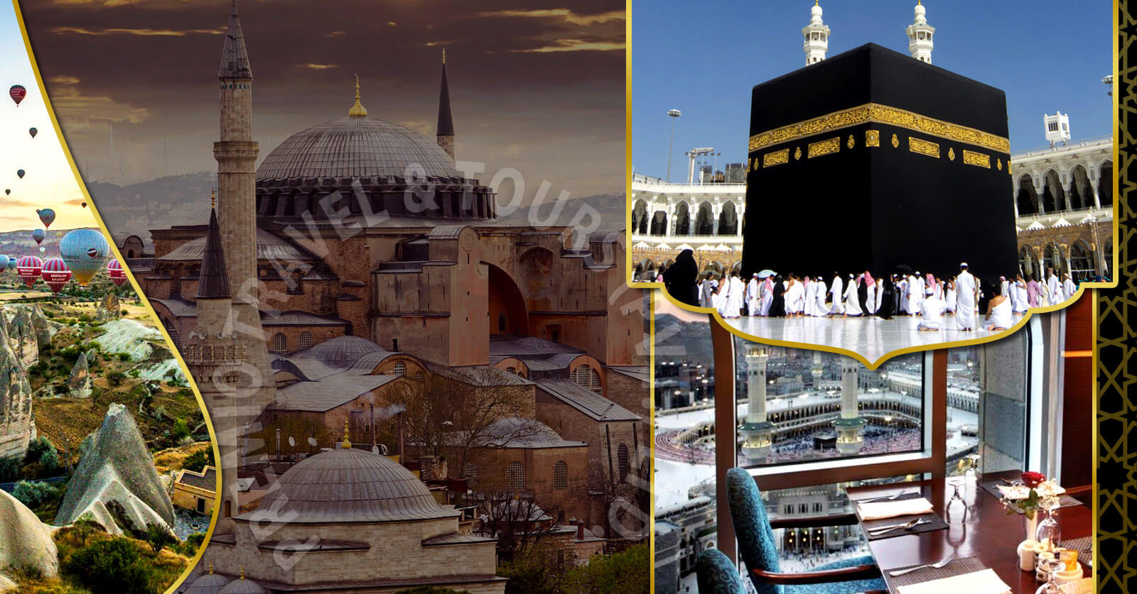Umrah + Turkey 15 Days Holiday Travel and Tour Package 2019