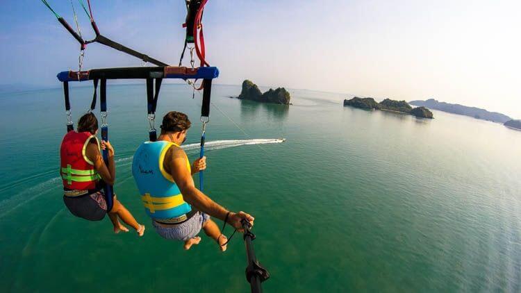 Malaysia Langkawi (Jet Ski) Travel & Tour Package
