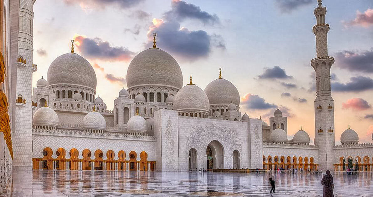 Eid Festive in AbuDhabi Holiday Travel & Tour Package