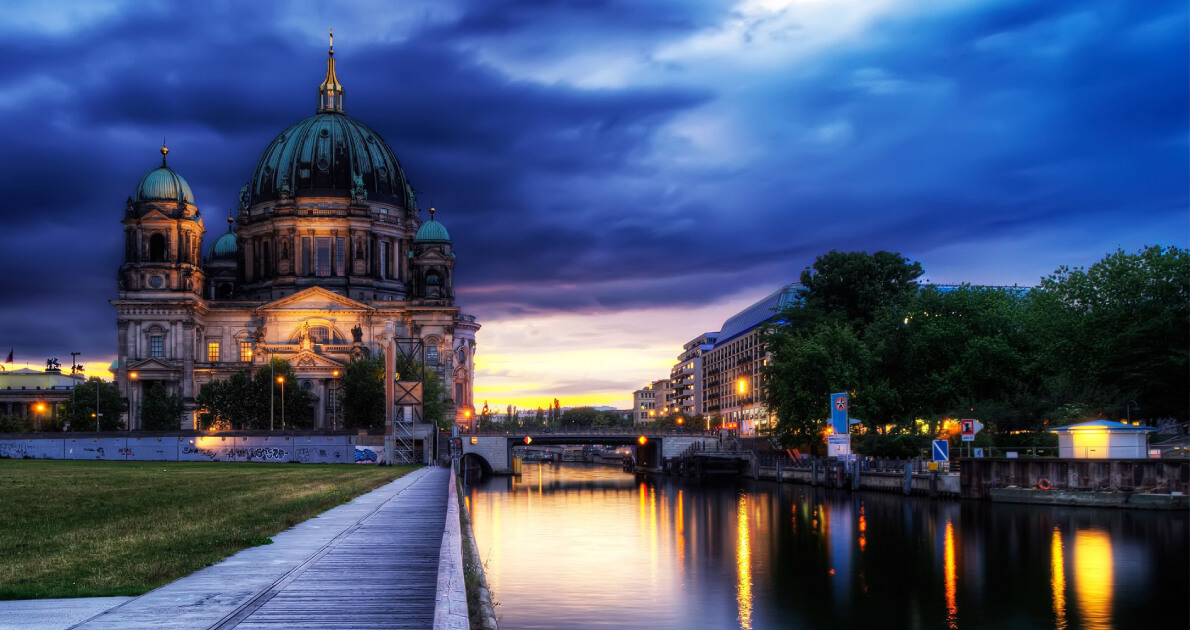 Germany 5 Days Summer Holiday Travel & Tour Package