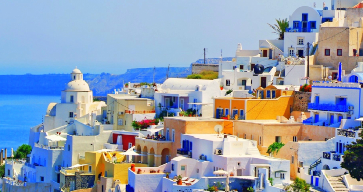 Greece 5 Days Summer Holiday Travel & Tour Package