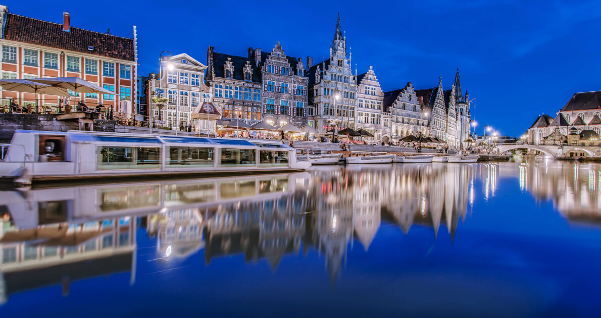 Belgium New Year Holiday Travel and Tour Package