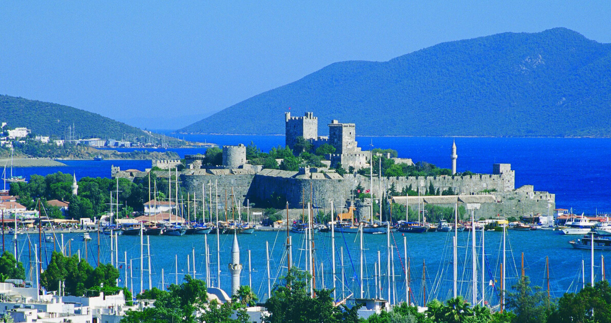 Bodrum Summer 5 Days Holiday Travel and Tour Package