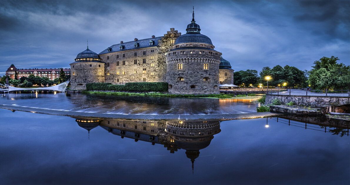 Sweden Summer Holiday Travel and Tour Package
