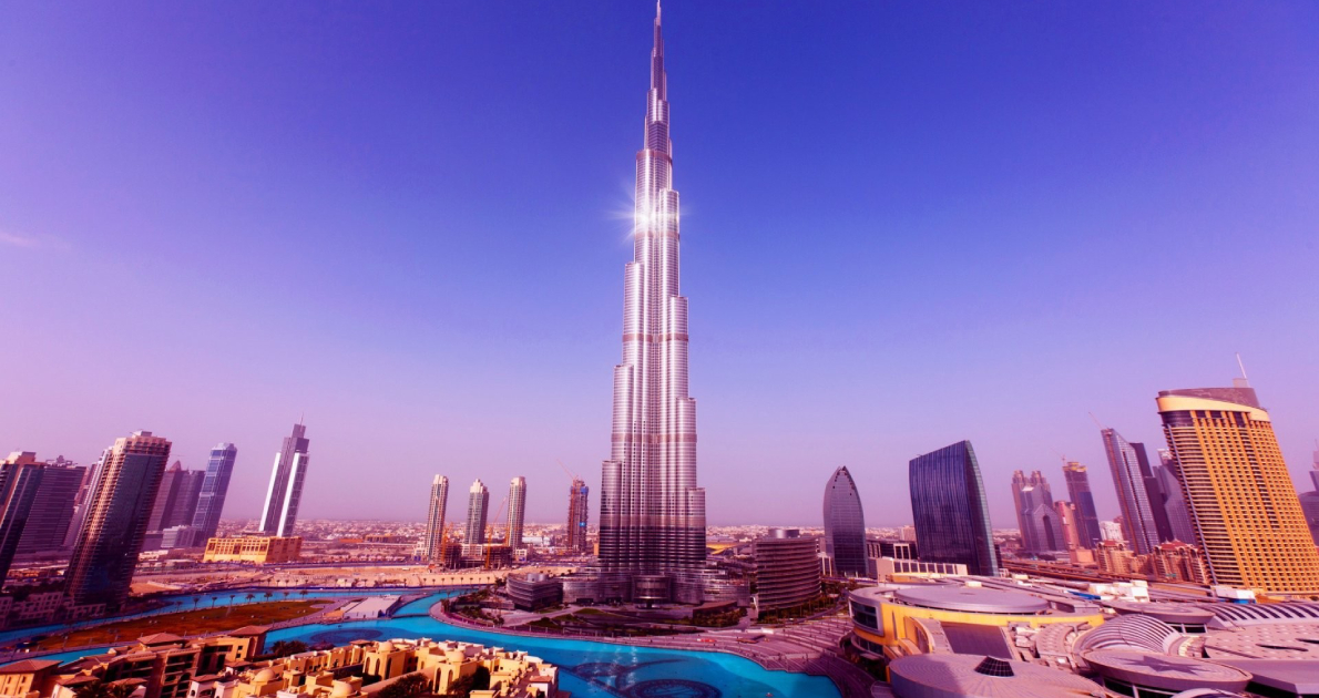 New Year Dubai Group Holiday travel & Tour Package