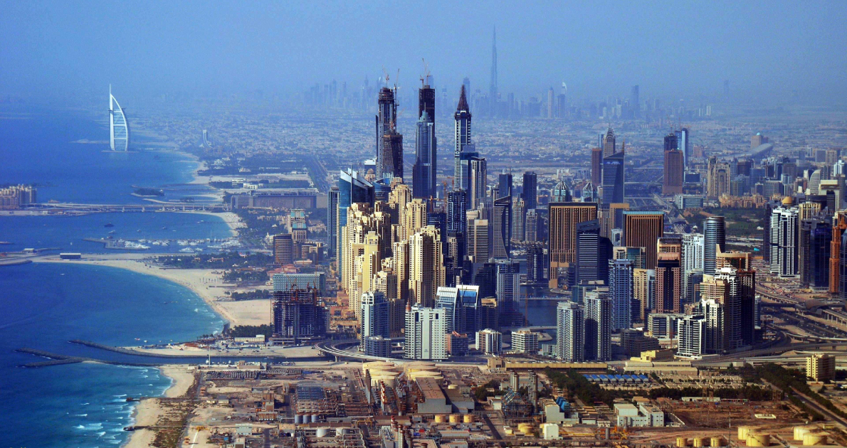 Dubai 5* 5 Days Summer Holiday Travel and Tour Package