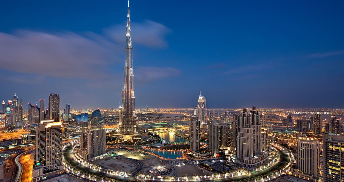 Dubai 6 Days Summer Holiday Travel and Tour Package