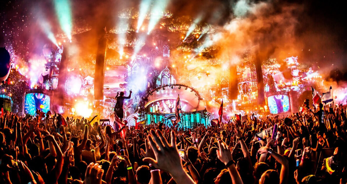 Tomorrowland 2019 Travel Package