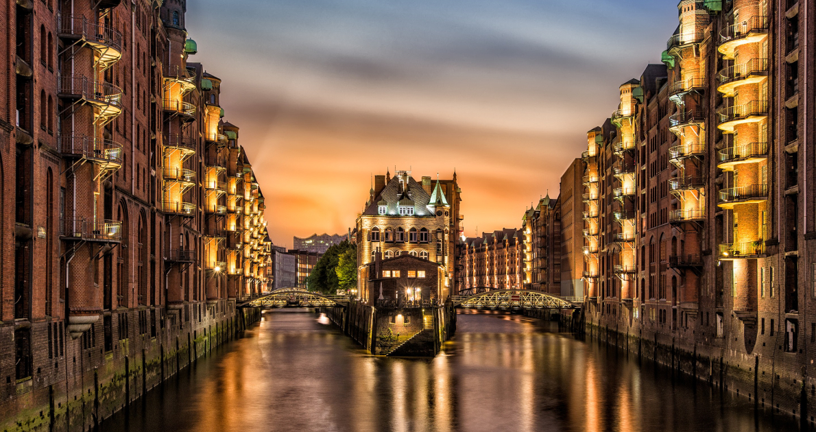 5 Days 4 Nights In Hamburg Holiday Travel and Tour Package