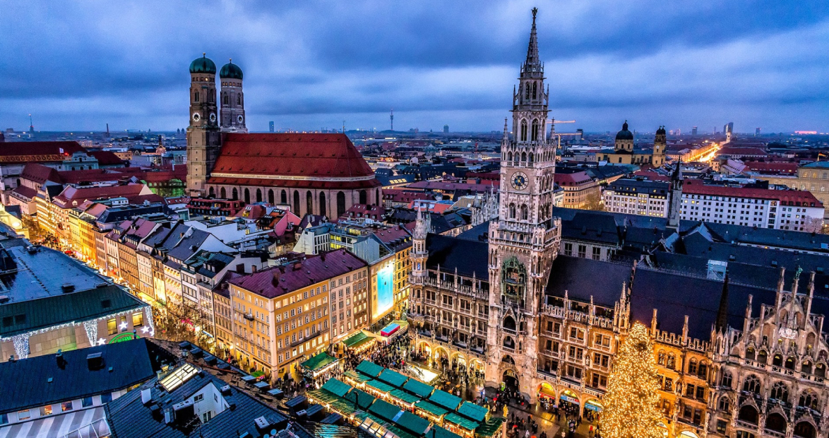 5 Days 4 Nights In Munich Holiday Travel and Tour Package