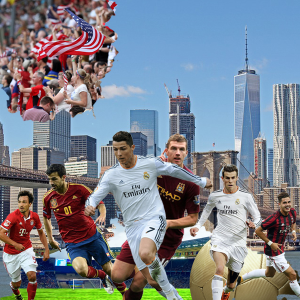 FC Bayern Munich vs Real Madrid In USA Holiday Travel & Tour Package
