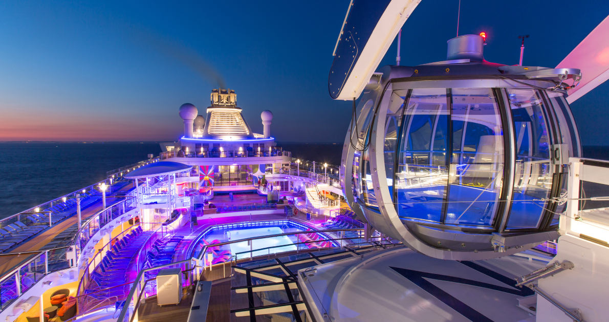 Far East Marvelous Cruise Holiday Travel & Tour Package