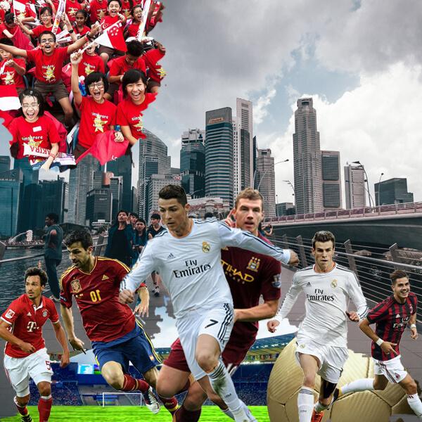 Juventus vs Tottenham Hotspur In Singapore Holiday Travel & Tour Package