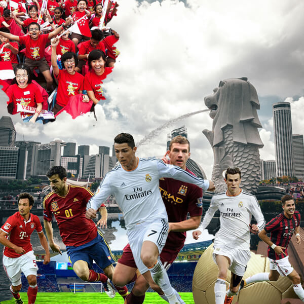 Manchester United Vs Inter Milan In Singapore Holiday Travel & Tour Package