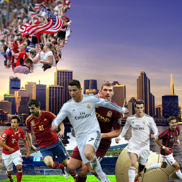 Real Madrid vs Arsenal In USA Holiday Travel & Tour Package