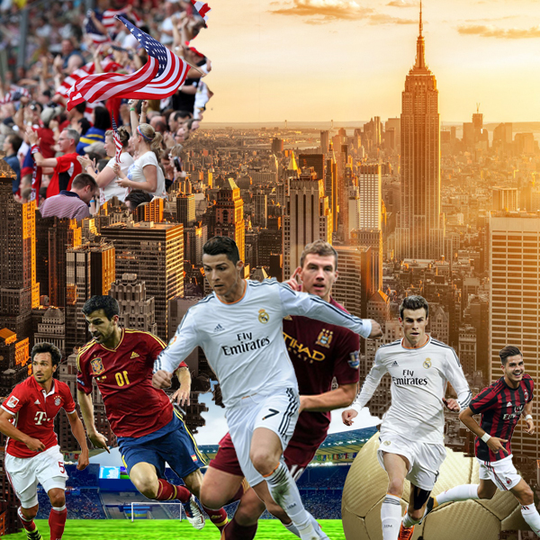 Real Madrid vs Atletico De Madrid In USA Holiday Travel & Tour Package