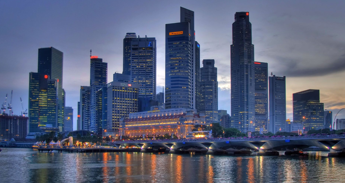 Singapore 5 Days Family Fun Summer Holiday Travel & Tour Package