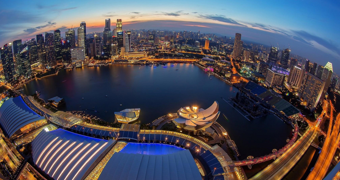Singapore 5* 5 Days Summer Holiday Travel & Tour Package