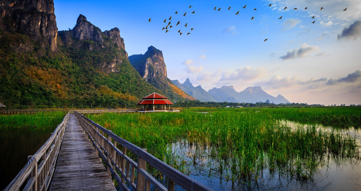 Thailand 5 Days Family Fun Summer Holiday Travel and Tour Package