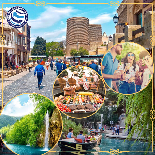 Spend EID UL ADHA in Azerbaijan Holiday Travel and Tour Package
