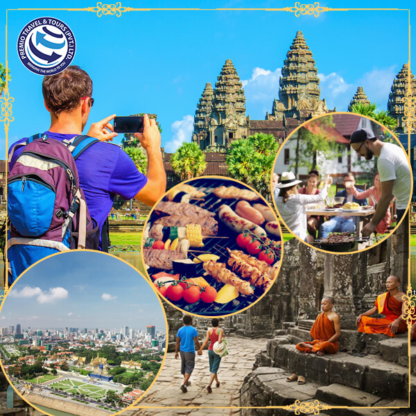 Spend EID UL ADHA in Cambodia Holiday Travel and Tour Package